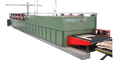 Plywood Veneer Core Roller Dryer Machine
