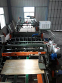 China core veneer composing machine