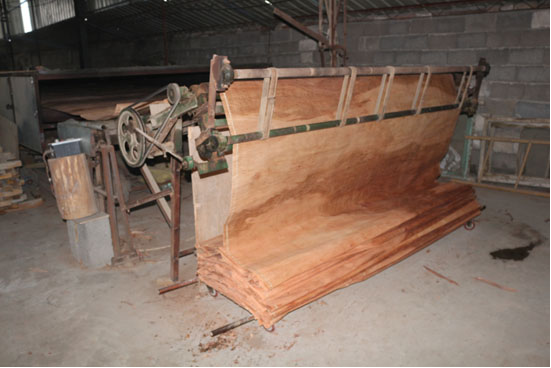 Roller Face Veneer Wire Drying Machine