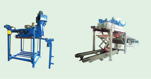 Automatic Classifying And Stacking Machine For Veneer Core