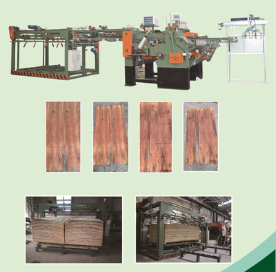Taiwan Short Core Veneer Composing Machine